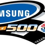 Texas Samsung 500 Race Information
