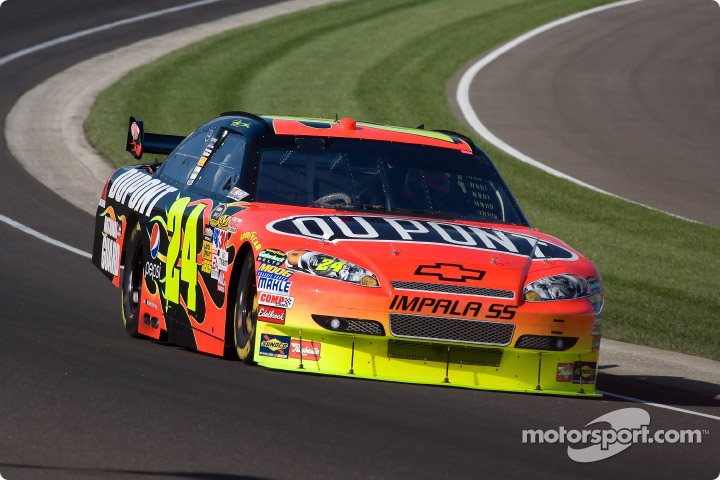 jeff gordon 2009 paint scheme. Brickyard 400 | Jeff Gordon