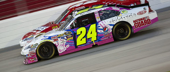 jeff gordon 2009 paint scheme. Jeff Gordon was never a factor