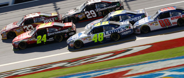 jeff gordon wins at phoenix 2011. Jeff Gordon started from the
