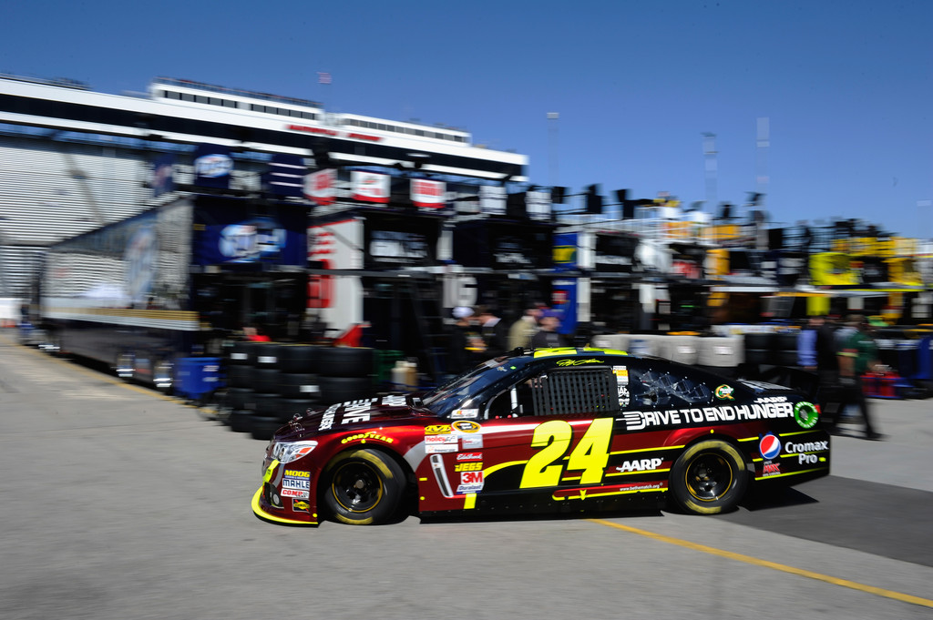 Jeff Gordon 2013