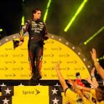 Sprint All Star Race 2013 In Car Audio