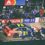 Jeff Gordon Bristol In-Car Audio