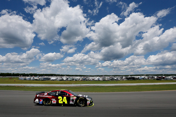 Jeff Gordon Windows 10 400 at Pocono 2015