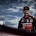 Jeff Gordon New Hampshire Walking on Pit Road