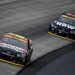 Jeff Gordon Dover AAA 400 on track