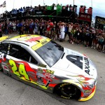 Jeff Gordon Miami Garage