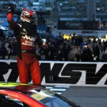 Jeff Gordon Martinsville Victory Lane On Car