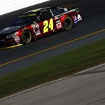 Jeff Gordon New Hampshire On Track