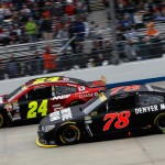 Jeff Gordon Dover AAA 400 On track with the 78