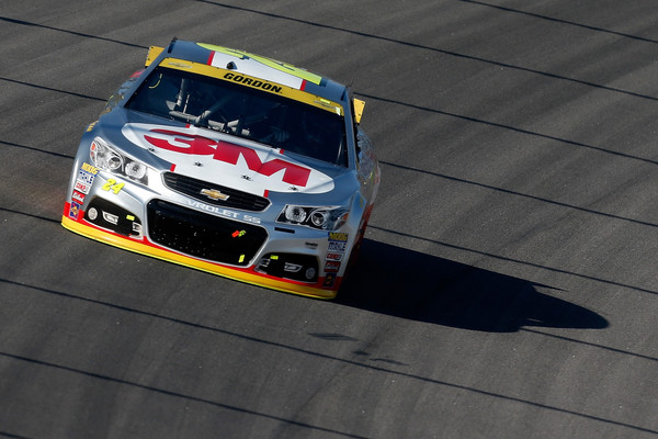 Jeff Gordon Kansas Hollywood Casino 400 2015