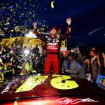 Jeff Gordon Martinsville Victory Lane